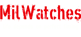 Tactical Watches | Einsatzuhren | Military Watches-Logo