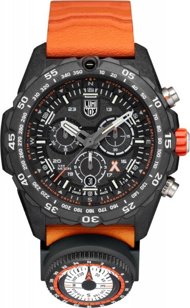 Luminox Bear Grylls Survival Chronograph 3749 - Kautschuk Armband