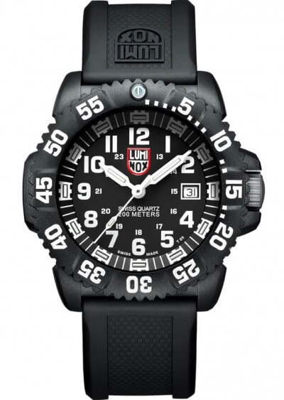 Luminox Navy SEAL 3051.F - Kautschuk Armband