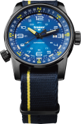 Traser P68 Pathfinder Automatic Blue - NATO Strap